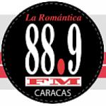 Logo da emissora Radio La Romántica 88.9 FM