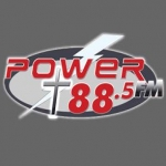 Logo da emissora WBHY 88.5 FM