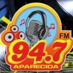 Logo da emissora Rádio Aparecida 94.7 FM