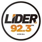 Logo da emissora Radio Lider 92.3 FM
