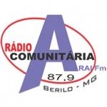 Logo da emissora R�dio Arai 87.9 FM