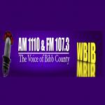 Logo da emissora WBIB 1110 AM