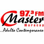 Logo da emissora Radio Master 97.3 FM