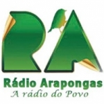 Logo da emissora R�dio Arapongas 1240 AM