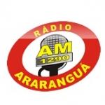 Logo da emissora Rádio Araranguá 1290 AM