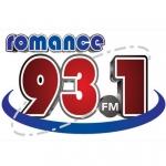 Logo da emissora Radio Romance 93.1 FM
