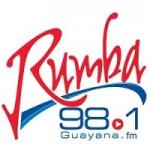 Logo da emissora Radio Rumba 98.1 FM