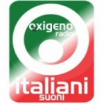 Logo da emissora Radio Oxigeno Italiani