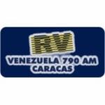 Logo da emissora Radio Venezuela 790 AM