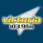 Logo da emissora Radio Victoria 103.9 FM