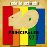 Logo da emissora Radio 40 Principales 97.7 FM