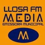 Logo da emissora Radio Llosa 107.2 FM