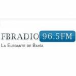 Logo da emissora Radio FB 96.5 FM