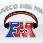 Logo da emissora Rádio Arco Iris 87.9 FM
