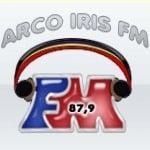 Logo da emissora R�dio Arco Iris 87.9 FM