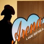 Logo da emissora R�dio Arena 87.9 FM