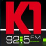 Logo da emissora Radio K1 92.5 FM