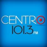 Logo da emissora Radio Centro 101.3 FM