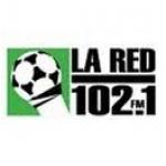 Logo da emissora Radio La Red 102.1 FM