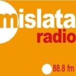 Logo da emissora Radio Mislata 88.8 FM