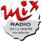 Logo da emissora Radio Mix 101 FM