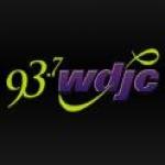 Logo da emissora WDJC 93.7 FM