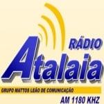 Logo da emissora R�dio Nova Atalaia 1180 AM