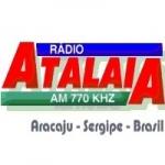 Logo da emissora R�dio Atalaia 770 AM