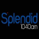 Logo da emissora Radio Splendid 1040 AM