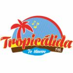 Logo da emissora Radio Tropicálida 91.3 FM