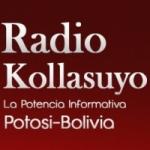 Logo da emissora Radio Kollasuyo 105.1 FM 960 AM