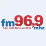 Logo da emissora R�dio Atitude 96.9 FM