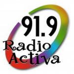 Logo da emissora Radio Activa 91.9 FM