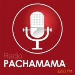 Logo da emissora Radio Pachamama 106.0 FM