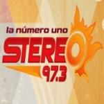 Logo da emissora Radio Stereo 97.3 FM