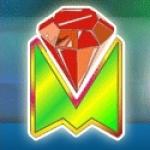 Logo da emissora Radio RTV Mustika 106.5 FM