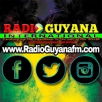 Logo da emissora Radio Guyana International