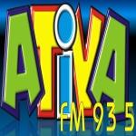 Logo da emissora R�dio Ativa 93.5 FM
