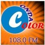 Logo da emissora Radio Onda Color 108 FM