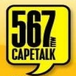 Logo da emissora Radio Cape Talk 567 AM