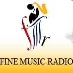 Logo da emissora Radio Fine Music 101.3 FM