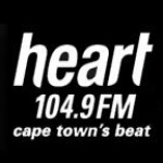 Logo da emissora Radio Heart 104.9 FM
