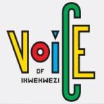 Logo da emissora Radio Ikwekwezi FM