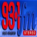 Logo da emissora Radio Kragbron 93.1 FM