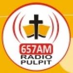 Logo da emissora Radio Pulpit 97.2 FM