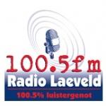 Logo da emissora Radio Laeveld 100.5 FM