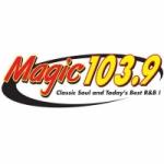 Logo da emissora Radio WTYB 103.9 FM