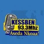 Logo da emissora Radio Kessben 93.3 FM