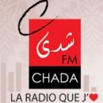 Logo da emissora Radio Chada 100.8 FM
