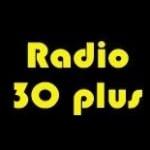 Logo da emissora Radio 30 Plus 96.6 FM